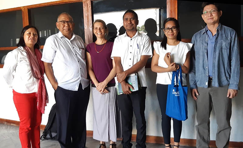 Workshop, Timor-Leste - fevrier 2019