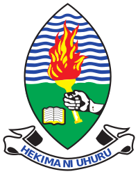 Logo of the University of Dar es Salaam